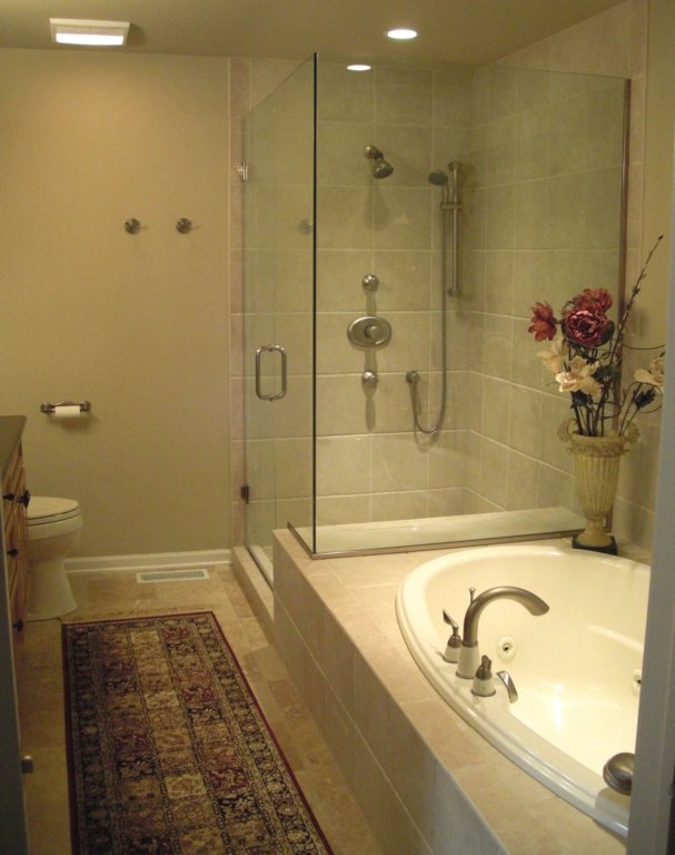 Krb custom homes custom homebuilder in greater chicagoland for Bath remodel gurnee